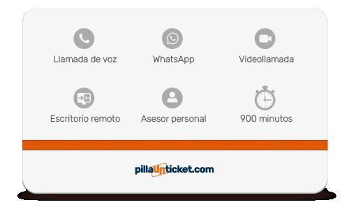 Asesor digital personal en pillaunticket web de asistencia en Barcelona