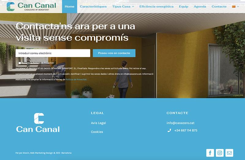 Ejemplo Optimización SEO pillaunticket en Barcelona mantenimiento web Wordpress