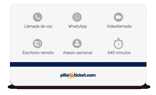 Pillaunticket de asesoría digital ofrecido por un asesor de Barcelona en SEO y Wordpress