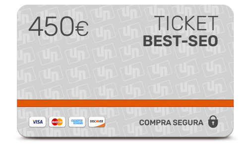 Pillaunticket servicio de optimización SEO Web Wordpress Eshop en Barcelona