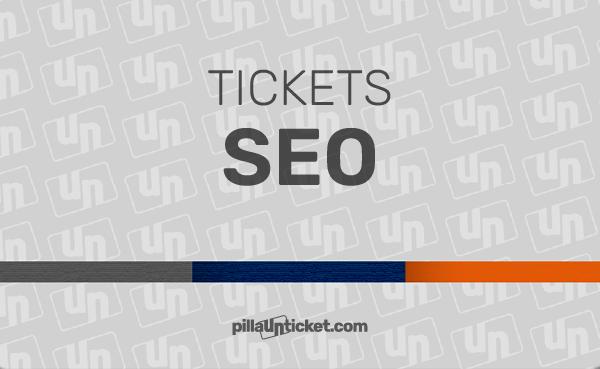 Pilla un ticket de asistencia SEO. 3 tipos de asistencia diseñados para mejorar el posicionamiento de tu página web