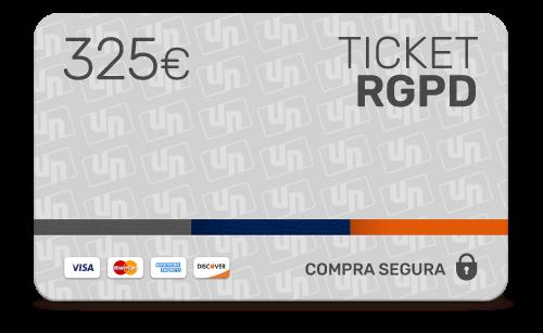 Ticket RGPD de asistencia digital. Asistencia pillaunticket de protección de datos